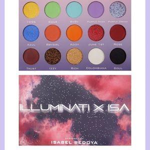 Illuminati x Isa Glam Palette